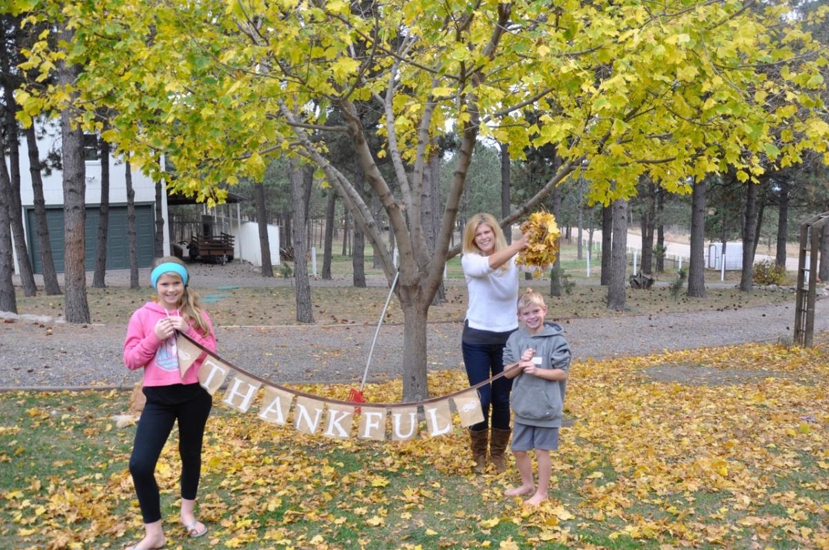 Family Thankful